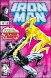 Iron Man #289