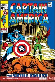 Captain America (1968) #119