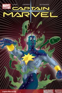Captain Marvel (2002) #19