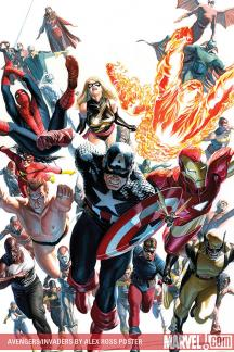 Avengers/Invaders by Alex Ross Poster (2008) #1