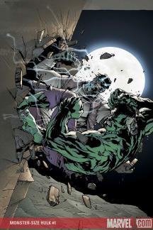 Monster-Size Hulk #1