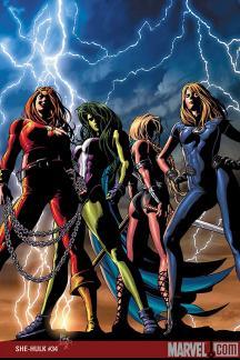 She-Hulk #34