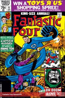 Fantastic Four Annual (1963) #15