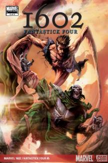Marvel 1602: Fantastick Four (Trade Paperback)