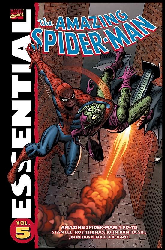Essential Spider-Man Vol. 5 (Trade Paperback)