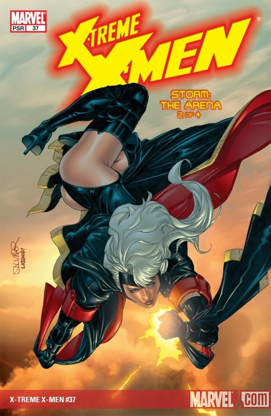 X-Treme X-Men Vol. VII: Storm - The Arena (Trade Paperback)