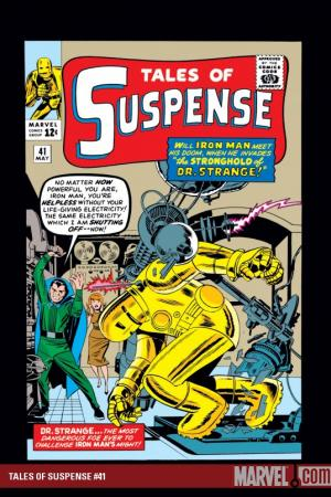 Marvel Masterworks: The Invincible Iron Man Vol. 1 (0000 - Present)