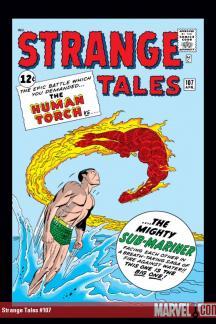 Strange Tales (1951) #107