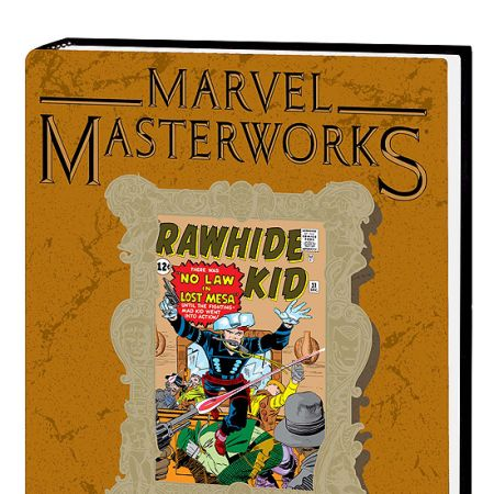 MARVEL MASTERWORKS: RAWHIDE KID VOL. 2 #0