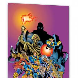 X-Men: The Complete Onslaught Epic Vol. 1 TPB