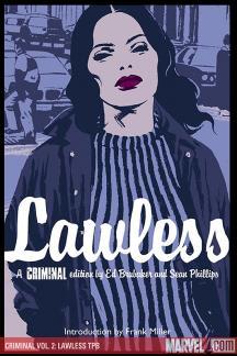 Criminal Vol. 2: Lawless (Trade Paperback)
