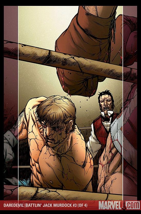 Daredevil: Battlin' Jack Murdock (2007) #3
