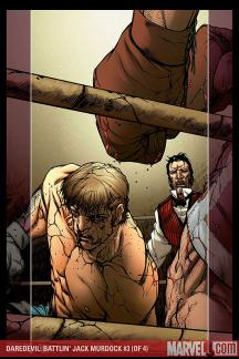 Daredevil: Battlin' Jack Murdock (2007) #3
