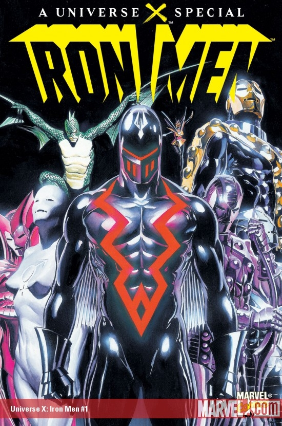 UNIVERSE X SPECIAL: IRON MEN 1 (2001) #1