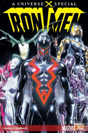 UNIVERSE X SPECIAL: IRON MEN 1 #1