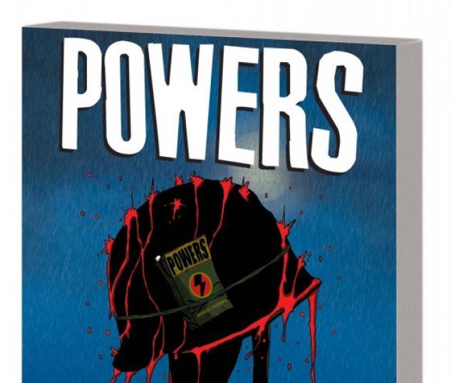 Powers Vol. 13: Z (Trade Paperback)
