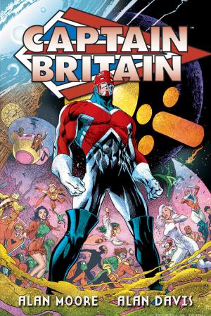 Captain Britain Vol. 1 (Trade Paperback)