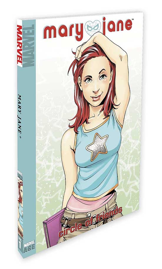 Mary Jane Vol. 1: Circle of Friends (Digest)