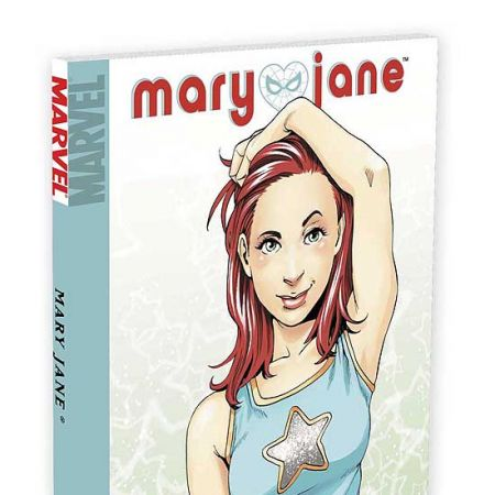 MARY JANE VOL. 1: CIRCLE OF FRIENDS COVER