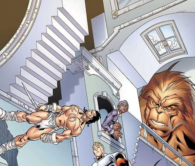 ALPHA FLIGHT VOL. 1: YOU GOTTA BE KIDDIN' ME COVER