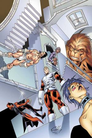Alpha Flight Vol. 1: You Gotta Be Kiddin' Me (Trade Paperback)