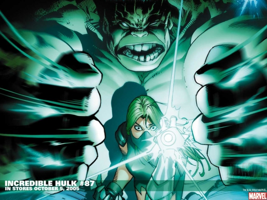 Incredible Hulk (1999) #87 Wallpaper