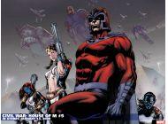 Civil War: House of M (2008) #5 Wallpaper