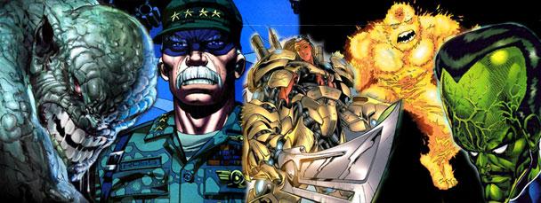Take 10: Hulk Villains | Hulk | News | Marvel.com