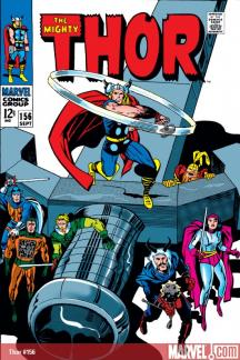 Thor (1966) #156