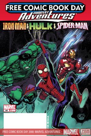 Free Comic Book Day #1