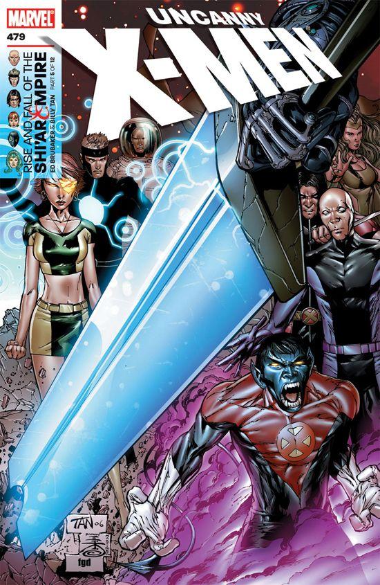 Uncanny X-Men (1963) #479