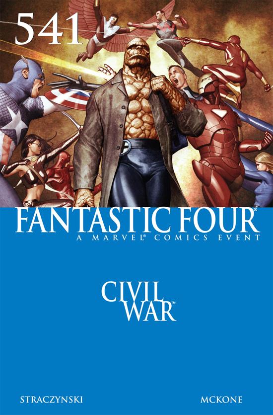 Fantastic Four (1998) #541