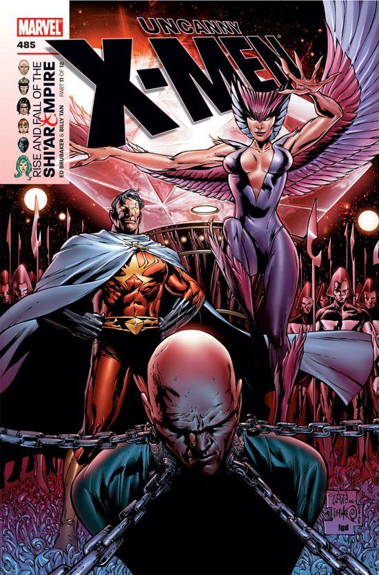 Uncanny X-Men (1963) #485