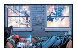 Deadpool Team-Up #883 preview art by Ramon Perez