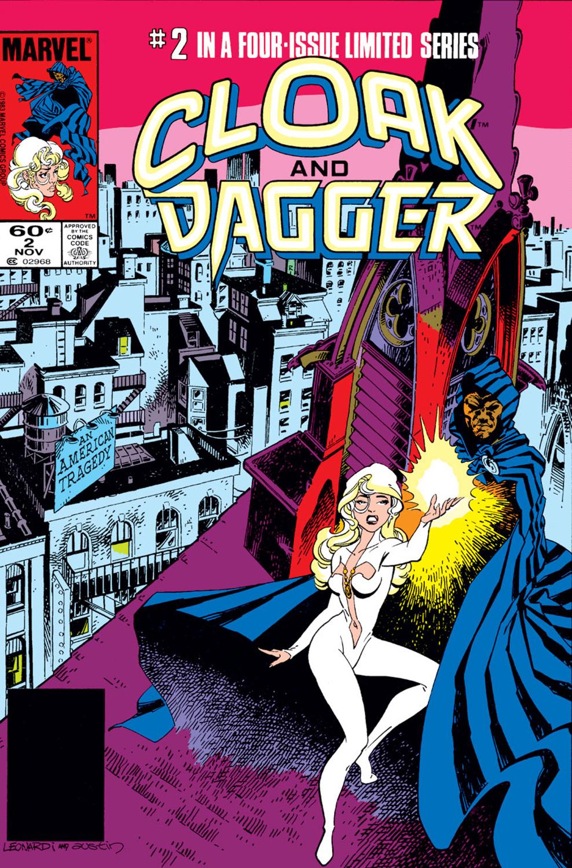 Cloak and Dagger (1983) #2