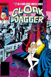 Cloak and Dagger (1983) #2