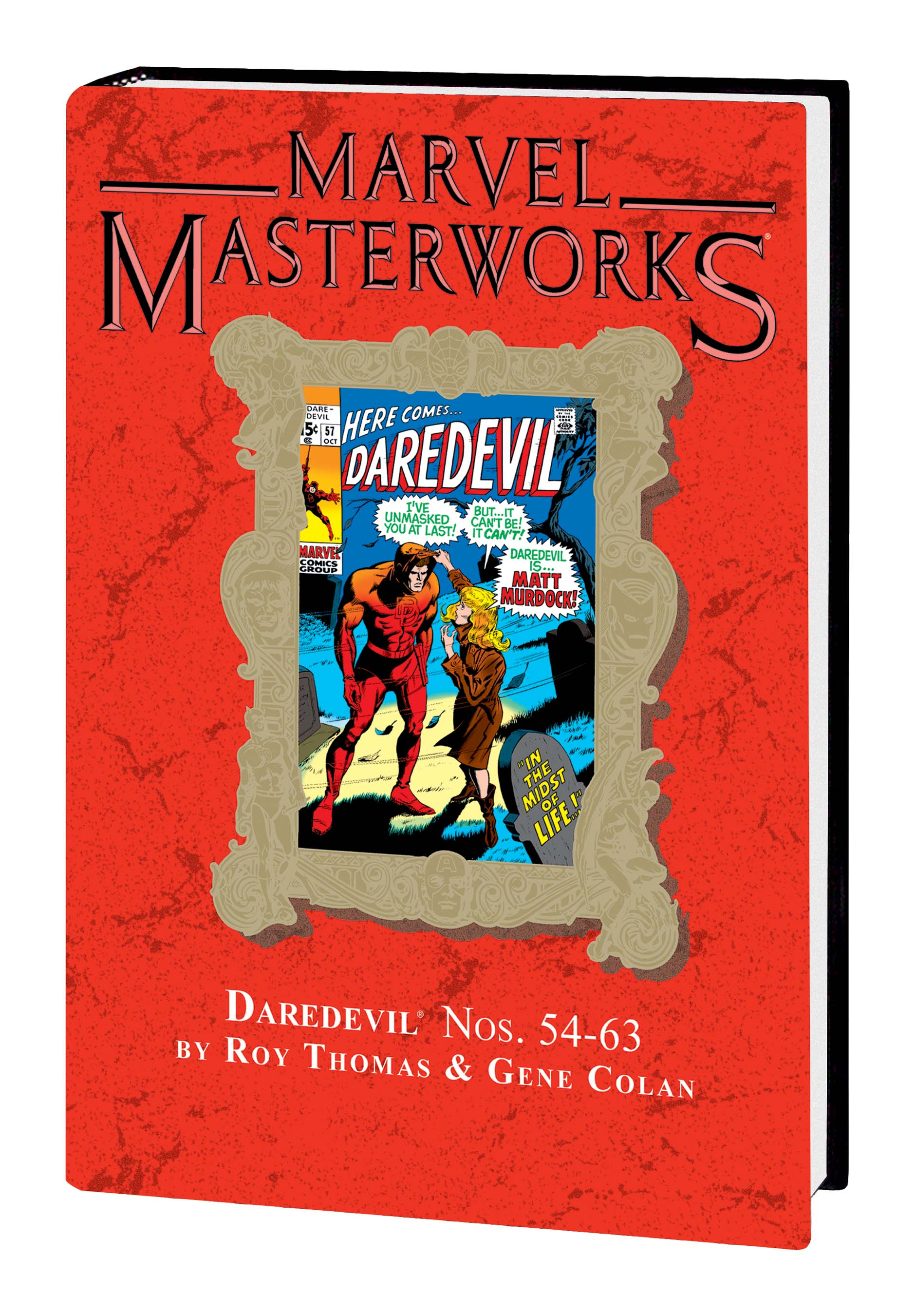 MARVEL MASTERWORKS: DAREDEVIL VOL. 6 HC (DM Variant) (Hardcover)