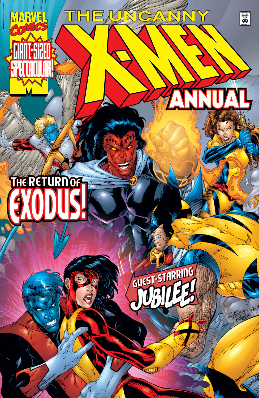Uncanny X-Men Annual (1999) #1