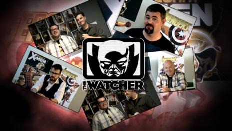The Watcher- Episode 39: Marvel Creative Retreat