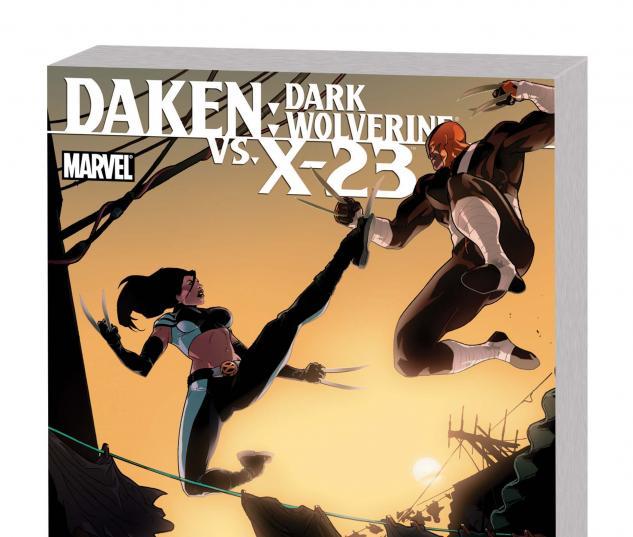 DAKEN/X-23: COLLISION TPB