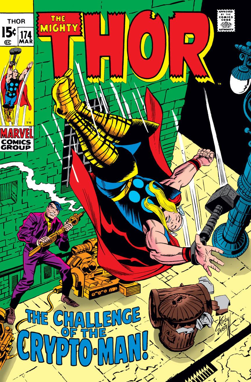 Thor (1966) #174