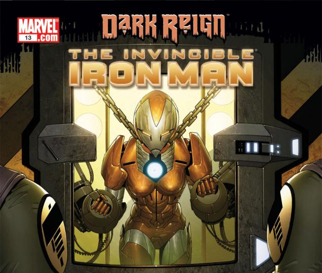 Invincible Iron Man (2008) #13