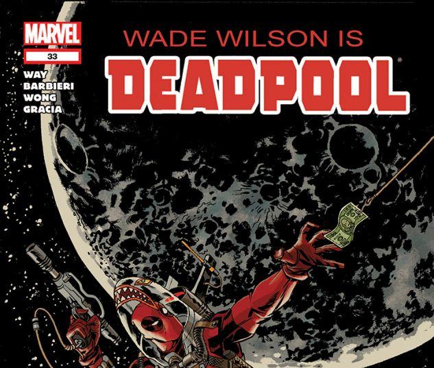 Deadpool (2008) #33