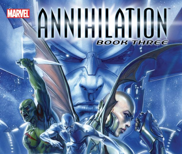 Annihilation Book 3 (2007) HC