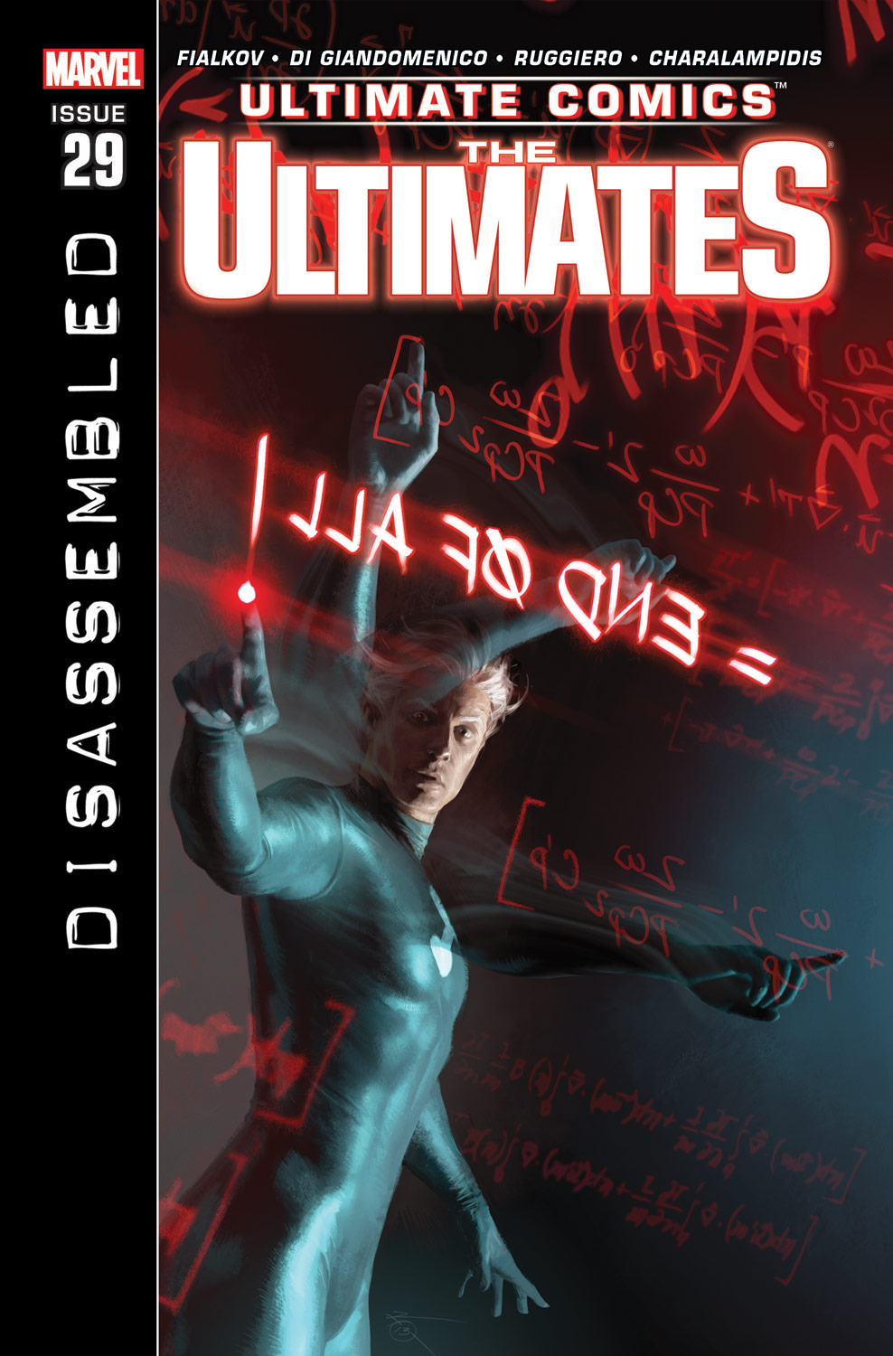 Ultimate Comics Ultimates (2011) #29