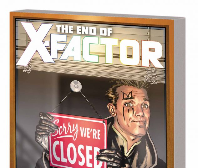 X-FACTOR VOL. 21: THE END OF X-FACTOR TPB