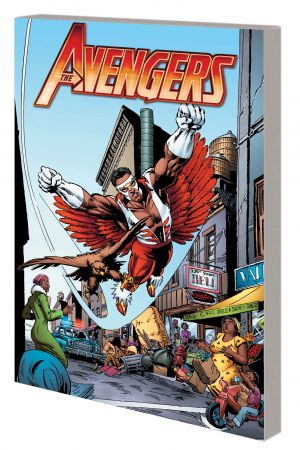 Avengers: Falcon (Trade Paperback)