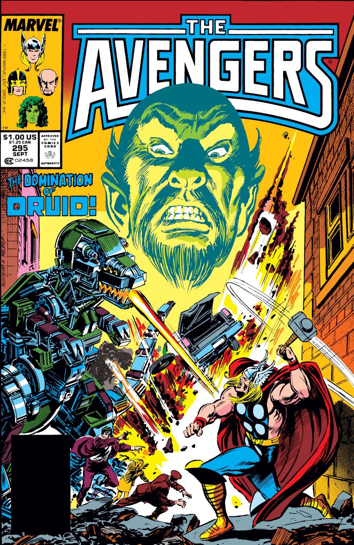 Avengers (1963) #295