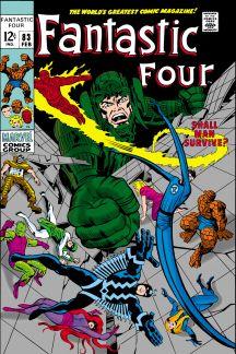 Fantastic Four (1961) #83