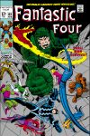 Fantastic Four (1961) #83 Cover